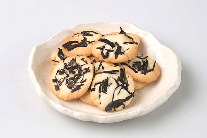 高岡昆布クッキー(ファクトリーかたかご)